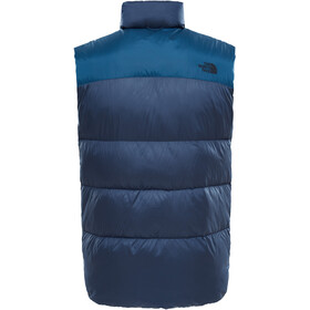 The North Face Nuptse III bodywarmer Heren blauw